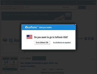 dj-audio-editor.softonic.com screenshot