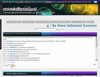cellcarcol.forumcommunity.net screenshot