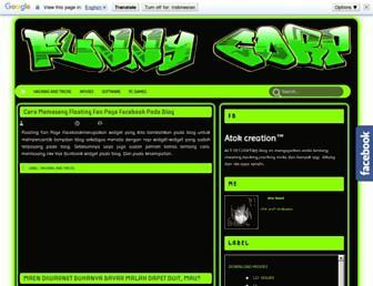 funnycorp.blogspot.com screenshot
