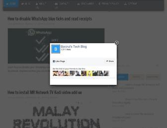 barzrul.com screenshot