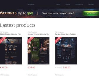 templstock.com screenshot