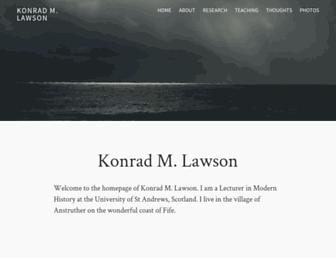 Main page screenshot of muninn.net