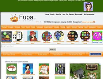 fupa.com screenshot