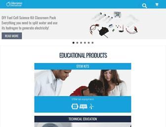 horizoneducational.com screenshot