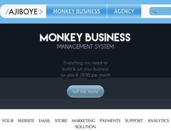 Thumbshot of Ajiboye.com