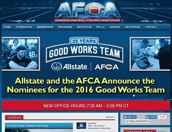 Thumbshot of Afca.com