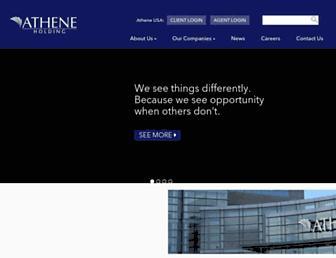 athene.com screenshot