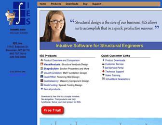 iesweb.com screenshot