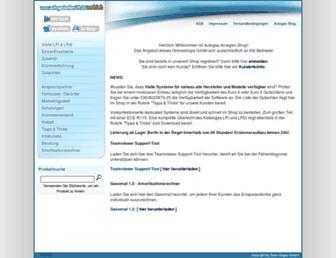 autogas-anlagen-shop.de screenshot