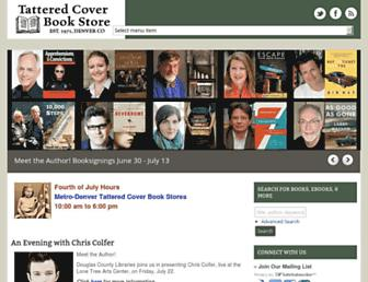 Thumbshot of Tatteredcover.com