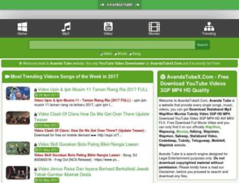 avandatubex.com screenshot
