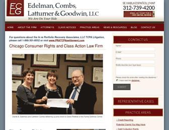 edcombs.com screenshot