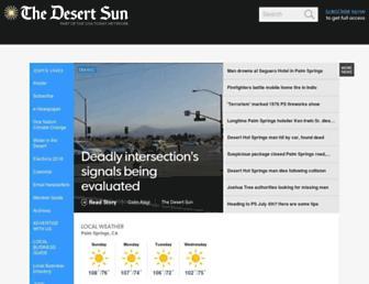 Thumbshot of Desertsun.com