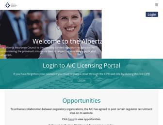 abcouncil.ab.ca screenshot