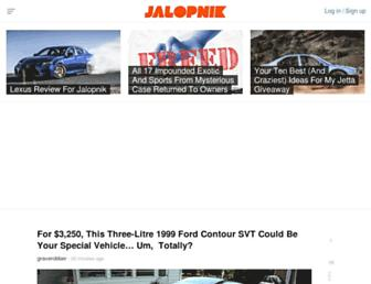 Thumbshot of Jalopnik.com
