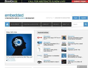 embedded.com screenshot