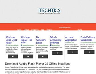 itechtics.com screenshot