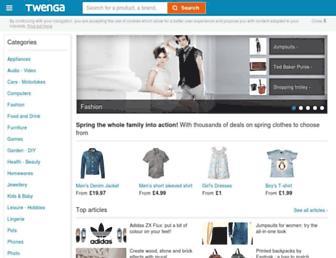 Thumbshot of Twenga.co.uk