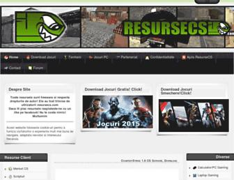 resursecs.com screenshot