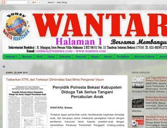 wantarahalaman1.blogspot.com screenshot