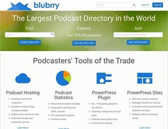 Thumbshot of Blubrry.com