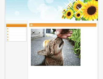 Main page screenshot of nooface.net
