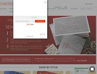 landmarkcollection.com screenshot