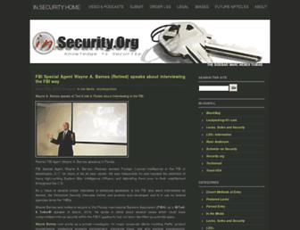 security.org screenshot