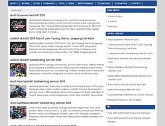 zonakeren.com screenshot