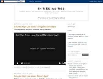 inmedias.blogspot.com screenshot