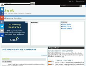 piping-info.blogspot.com screenshot