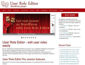 Thumbshot of Role-editor.com