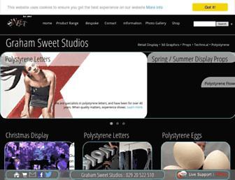 grahamsweet.com screenshot