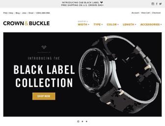 Thumbshot of Crownandbuckle.com