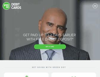 Thumbshot of Greendot.com