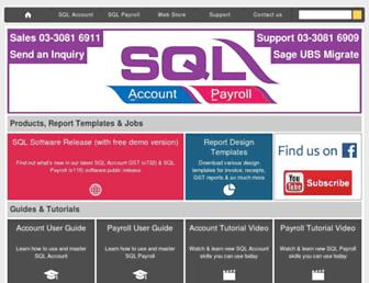 sql.com.my screenshot