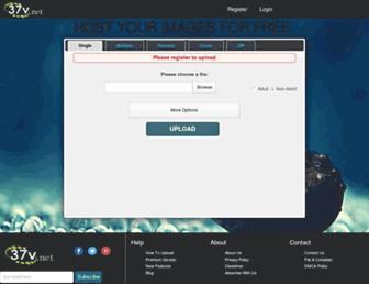 Thumbshot of 37v.net