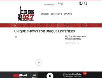 bigdog927.com screenshot