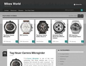 Thumbshot of Mikesworld.net