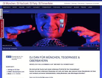 Thumbshot of Rent-a-dj.net