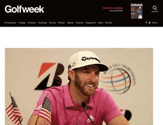 golfweek.com screenshot