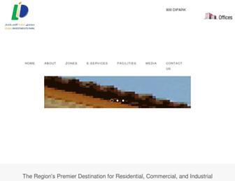 dipark.com screenshot