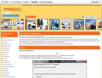 Thumbshot of Onlinemania.org