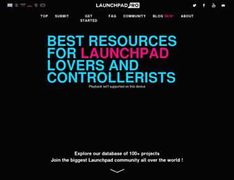 launchpad-pro.com screenshot