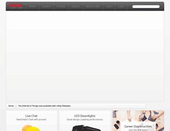 Thumbshot of Rabweb.com