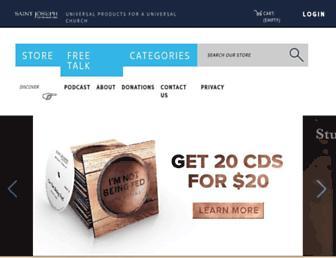 saintjoe.com screenshot