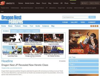 dn.mmosite.com screenshot