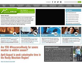 rmiia.org screenshot