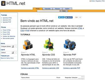 pt-br.html.net screenshot