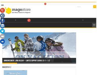 blog.magestore.com screenshot